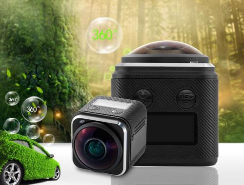 360全景运动DV相机(V30)