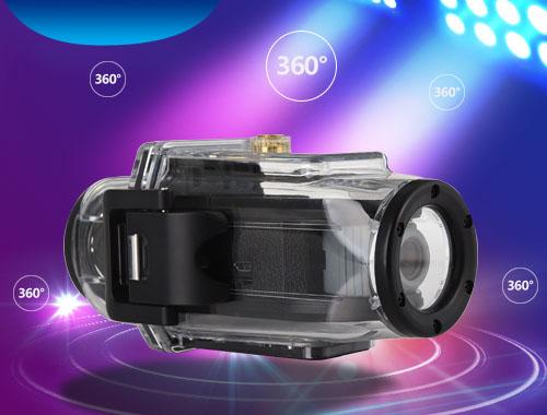 360全景运动DV相机(V40)